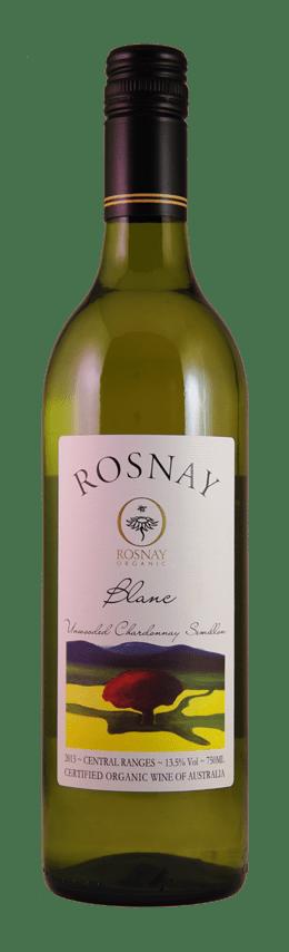 Blanc 2011 Reserve