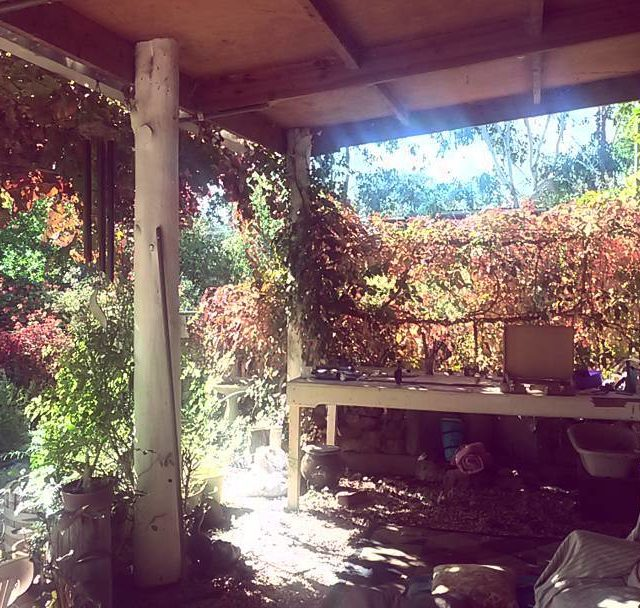 Indoor outdoor space strawhouse style! rosnayorganic strawbalehouse autumnlight chilloutzone canowindrahellip