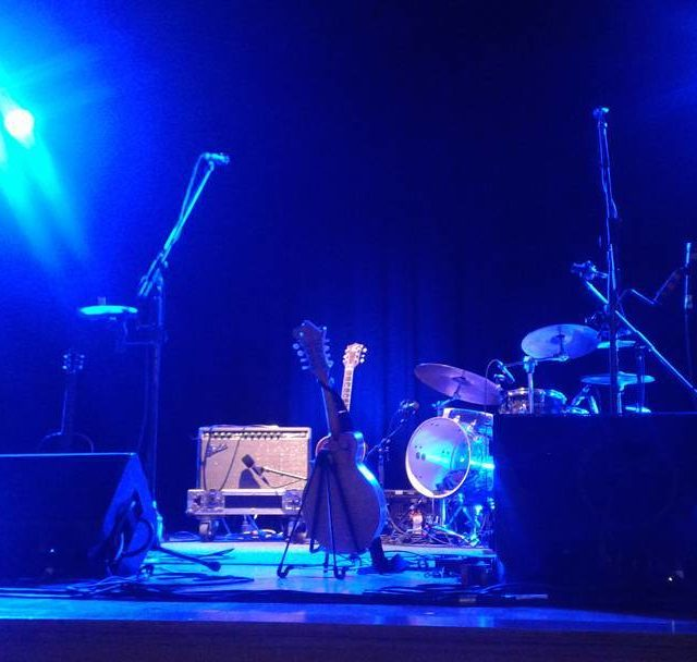 Front row seats at The Waifs thewaifs25thanniversary artofespresso feeling prettyhellip
